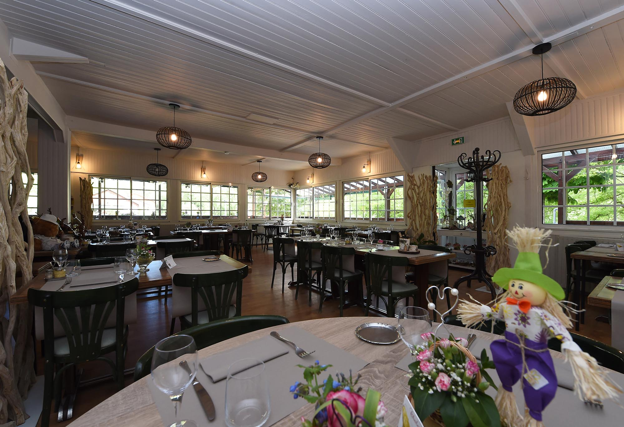 Chalet Beaurivage - Salle